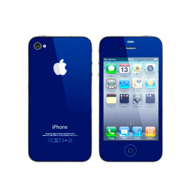 Cambia tu iphone 4S con este kit Azul