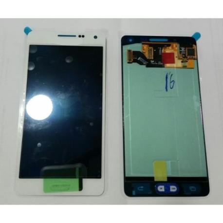 PANTALLA LCD + TACTIL GALAXY A5 A500F SM-A500FU BLANCA - RECUPERADA