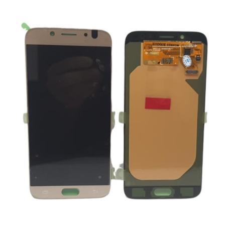 PANTALLA LCD DISPLAY + TACTIL PARAJ730 GALAXY J7 2017 - ORO