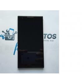 Repuesto Pantalla Tactil + LCD con Marco para Szenio Szenio Syreni IPS 500 - Desmontaje