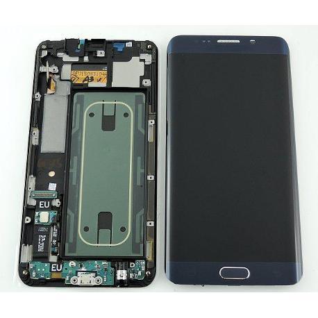 PANTALLA LCD DISPLAY + TACTIL PARAGALAXY S6 EDGE+ PLUS SM-G928F - NEGRO
