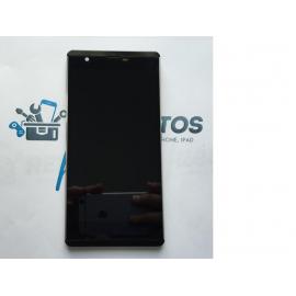 Repuesto Pantalla Tactil + LCD con Marco para Szenio Szenio Syreni 550 / Desmontaje