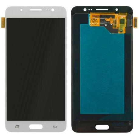 PANTALLA LCD Y TACTIL PARAJ3 2016 J320 - BLANCO - CALIDAD OLED