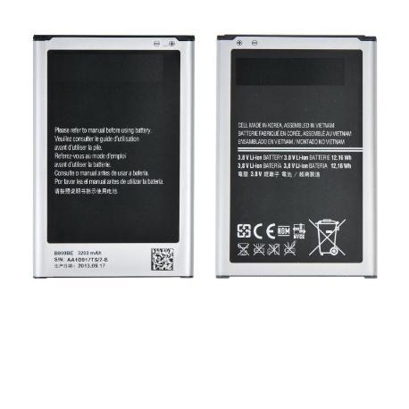 BATERIA EB-B800BE PARAGALAXY NOTE 3 N9005, N9000 DE 3200MAH