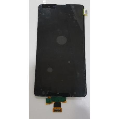 PANTALLA LCD DISPLAY + TACTIL PARA  STYLUS 2 PLUS K530 K557 - NEGRA