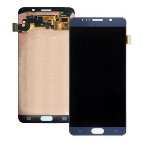 PANTALLA LCD DISPLAY + TACTIL COMPATIBLE PARASM-N920F GALAXY NOTE 5 - NEGRO