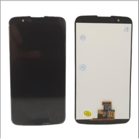 PANTALLA LCD DISPLAY + TACTIL CON MARCOPARA  K10 K420N - NEGRA