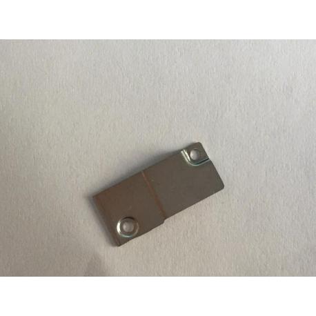 Modulo Metálico de Conector de Batería para iPhone 6