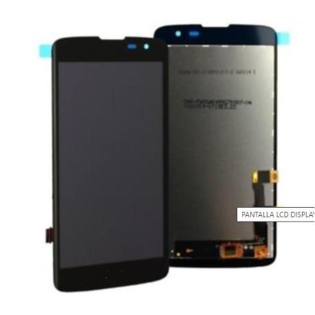 PANTALLA LCD DISPLAY + TACTILPARA  X210 K7 - NEGRA