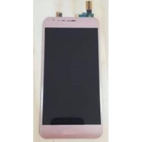 PANTALLA LCD DISPLAY + TACTIL PARA  X CAM K580 - ROSA
