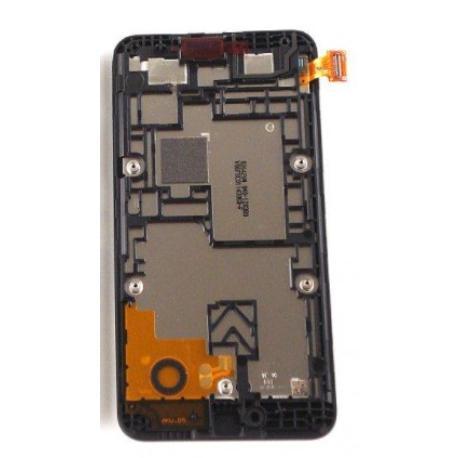 PANTALLA TACTIL + LCD DISPLAY CON MARCO PARALA 530