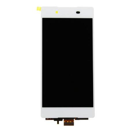 REPUESTO PANTALLA LCD + TACTIL PARAXPERIA Z3 PLUS, XPERIA Z4,E6553 - BLANCA