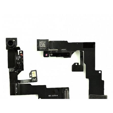 Repuesto Flex de Camara Frontal + Microfono + Sensor de Proximidad para iPhone 6