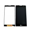 Pantalla LCD Display + Tactil Original para LG Spirit H420 4G LTE - Negro Titan