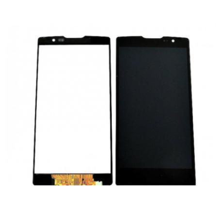 REPUESTO PANTALLA LCD + TACTIL  SPIRIT H420 4G LTE NEGRO TITAN