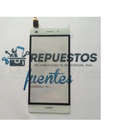 Repuesto Pantalla Tactil Huawei Ascend P8 Lite - Blanca