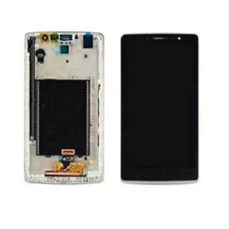 PANTALLA LCD DISPLAY + TACTIL CON MARCO PARA  G4 STYLUS H635 - NEGRA