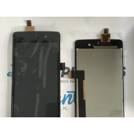 Repuesto Pantalla Tactil + LCD para ARCHOS 45 PLATINUM - Negro