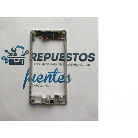 Marco Intermedio para Sony Xperia Z1 Compact Z1C M51W D5503 - Blanco / Desmontaje