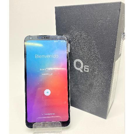LG Q6 M700N 32GB 3GB AZUL - MUY BUEN ESTADO