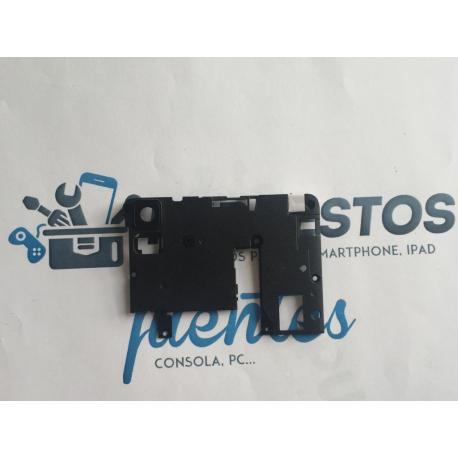 Carcasa Intermedia con lente de camara para BQ E5