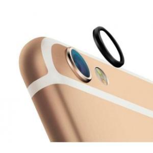 Repuesto de Cubierta de Camara para iPhone 6 - Negro