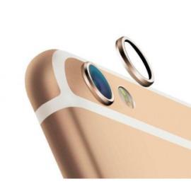 Repuesto de Cubierta de Camara para iPhone 6 - Oro