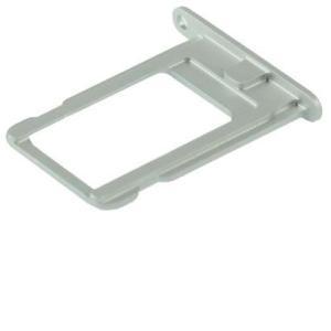 Soporte de Tarjeta SIM para iPhone 5s, iPhone SE - Plata