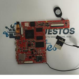 Placa Base Original Unusual u7X TB-U7X Recuperada Modelo 2 (50 pin)
