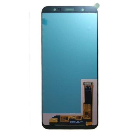 PANTALLA LCD Y TACTIL COMPATIBLE PARA A6 PLUS 2018, SM-A605 - NEGRA - CALIDAD TFT