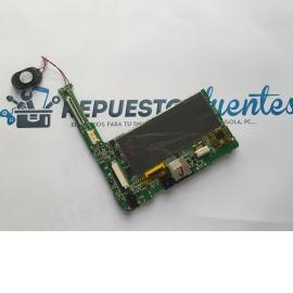 Placa Base Original para Tablet CARREFOUR CT725-8GB - Recuperada
