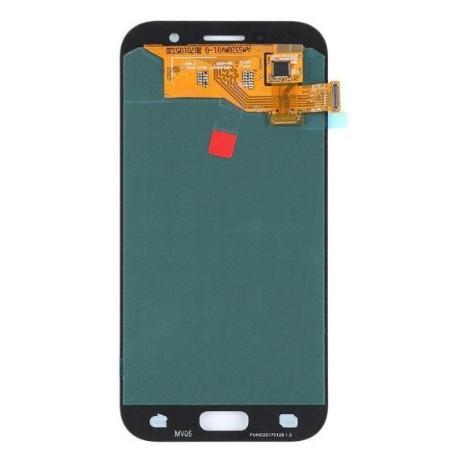 PANTALLA LCD + TACTIL PARA A5 2017 A520 AZUL - CALIDAD OLED COMPATIBLE