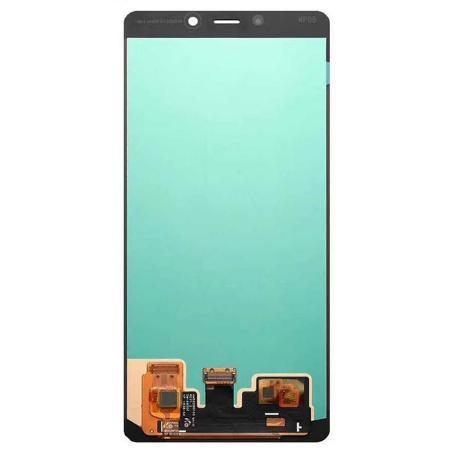 PANTALLA LCD + TACTIL PARA A9 2018, SM-A920 - NEGRO, CALIDAD OLED COMPATIBLE