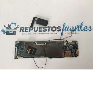 Placa Base Original Wolder MiTab Feel Recuperada