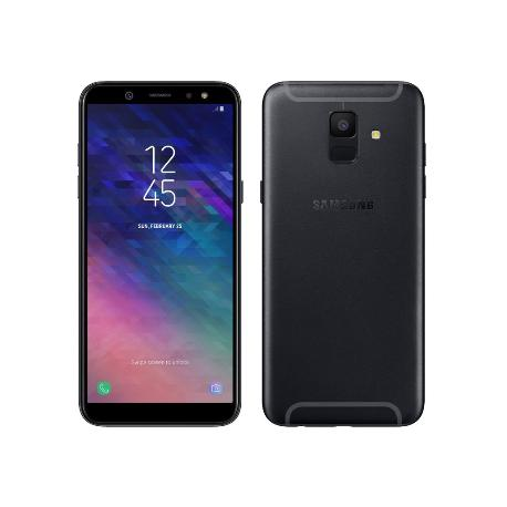 GALAXY A6 32 GB - NEGRO - BUEN ESTADO