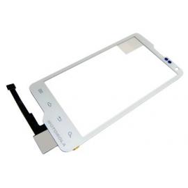 pantalla Tactil con cristal Original Motorola Motoluxe XT615 blanca