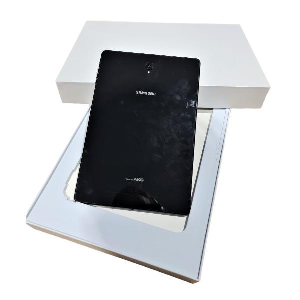 GALAXY TAB S4 T835 4G LTE 64GB 4GB NEGRA - MUY BUEN ESTADO.