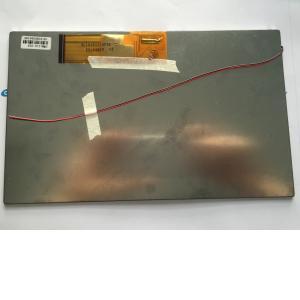 Repuesto Pantalla LCD para Tablet de 10.1 Pulgadas con Cable - AL0210C