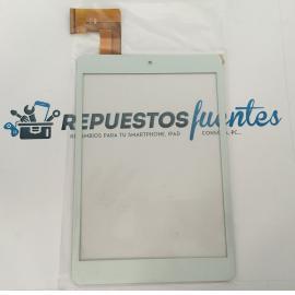 "Pantalla Tactil tablet Universal 8"" FM801701KC Unusual 8M - Blanca"
