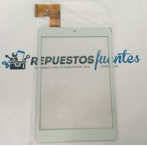 "Pantalla Tactil tablet Universal 8"" FM801701KC Unusual 8M - Blanca"