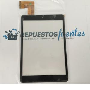 "Pantalla Tactil tablet Universal 8"" FM801701KC Unusual 8M - Negra"