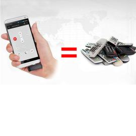 Adaptador MicroUsb Android OTG IR Smartphones y Tablets