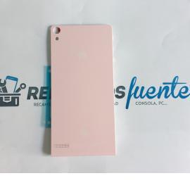 Repuesto Tapa Trasera para Huawei Ascend P6 - Rosa
