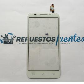 Repuesto Pantalla Tactil para Alcatel One Touch Pop S7 OT-7045 - Blanco