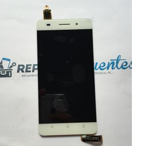 Repuesto Pantalla Tactil + LCD para Huawei Honor 4C , Huawei G Play Mini G650 CHC-U01 - Blanco