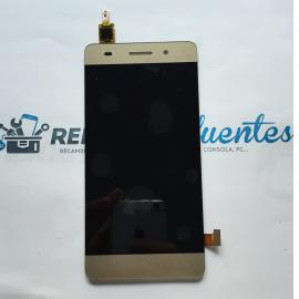 Repuesto Pantalla Tactil + LCD para Huawei Honor 4C , Huawei G Play Mini - Oro