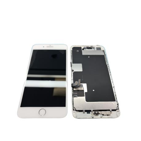 PANTALLA LCD DISPLAY + TACTIL PARA 8+ PLUS - NEGRA