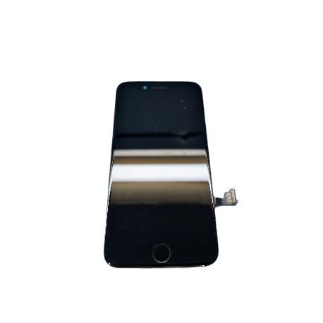 PANTALLA SERVICE PACK LCD DISPLAY + TACTIL PARA IPHONE 7 NEGRA - RECUPERADA