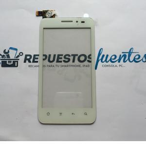 Repuesto Pantalla Tactil para Prestigio MultiPhone 4300 PAP4300 - Blanco