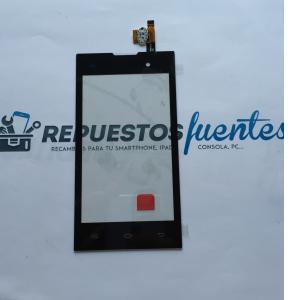 Repuesto Pantalla Tactil para ZTE V815 – Kis II Max - Negro